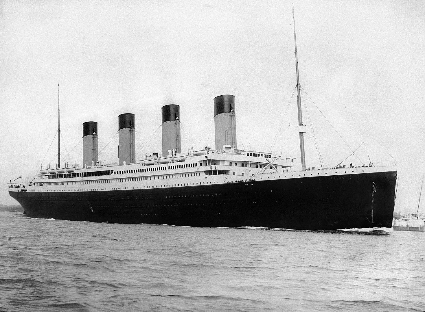 Titanic: The First Film to Hit the Billion-Dollar Mark